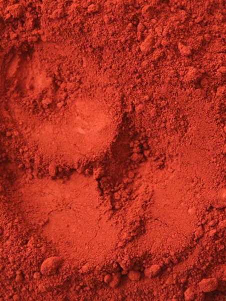 Iron Oxide Red (Pigment rot)