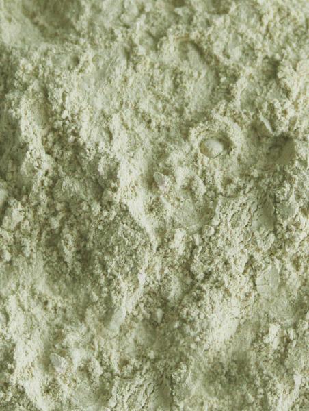 Tonerde, grün Montmorillonite