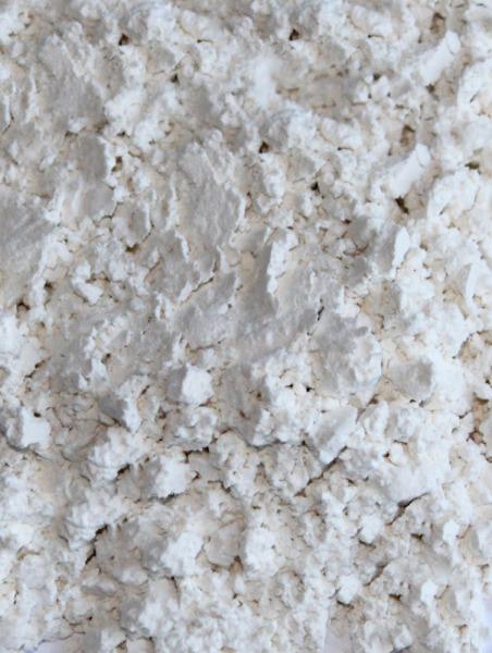 White Clay (weiße Tonerde)